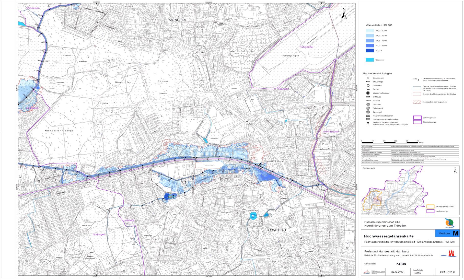 2.3.1 Beschreibung der Inhalte der Karten - Publikationen der FGG Elbe
